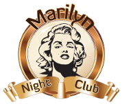 Marilyn Night Club Retina Logo