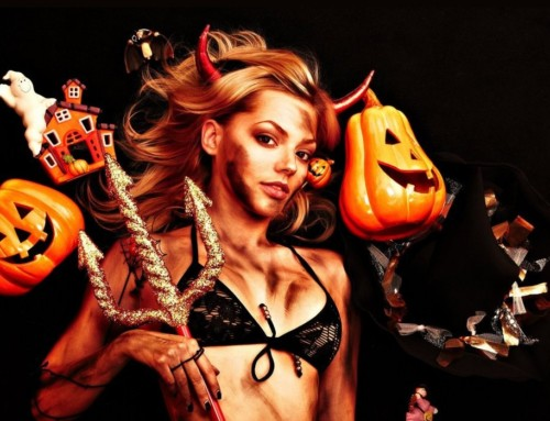 Trick or treat! ;)