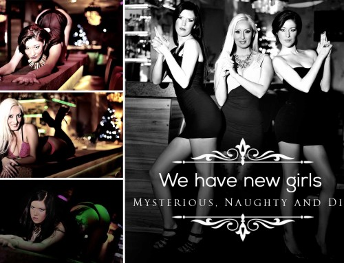 New girls are in Marilyn!