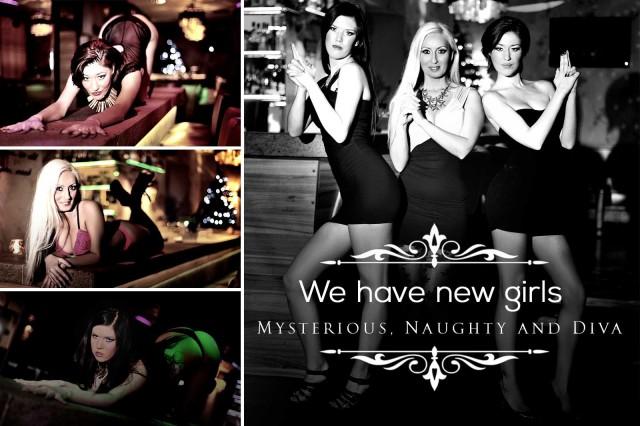 Marilyn Night Club Stripteasebar new girls